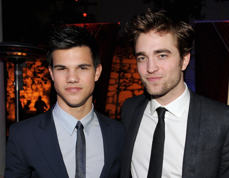 Twilight Heartthrob Taylor Lautner Access Online