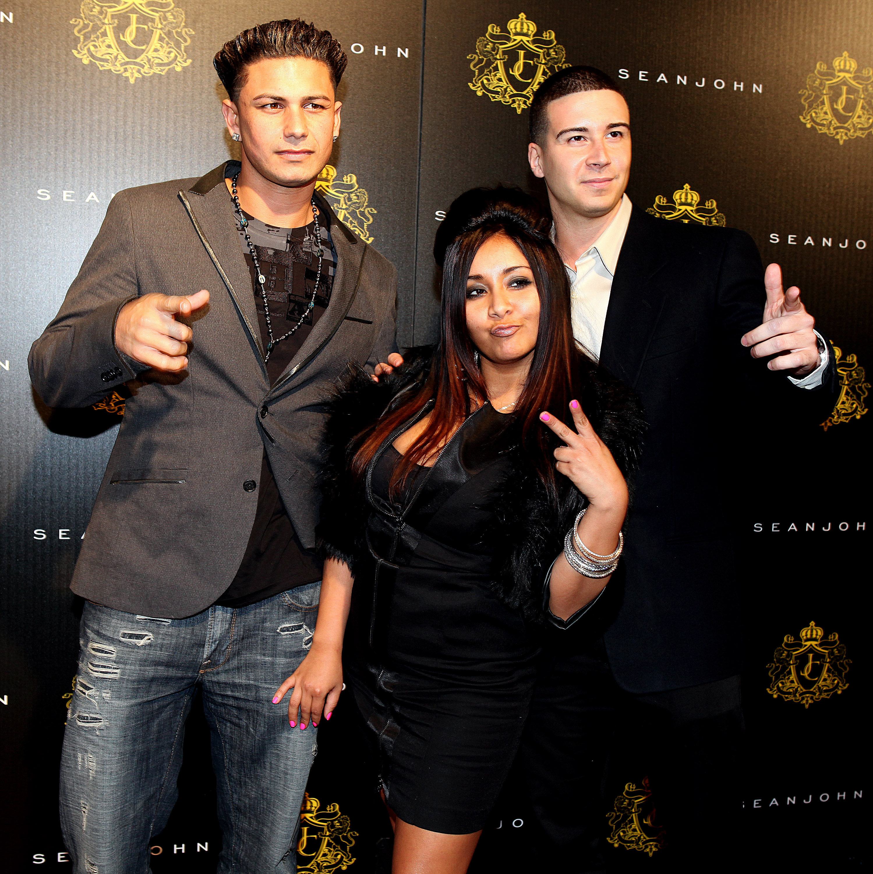 It's T-Shirt Time! Hot Shots Of 'Jersey Shore' Star Pauly D