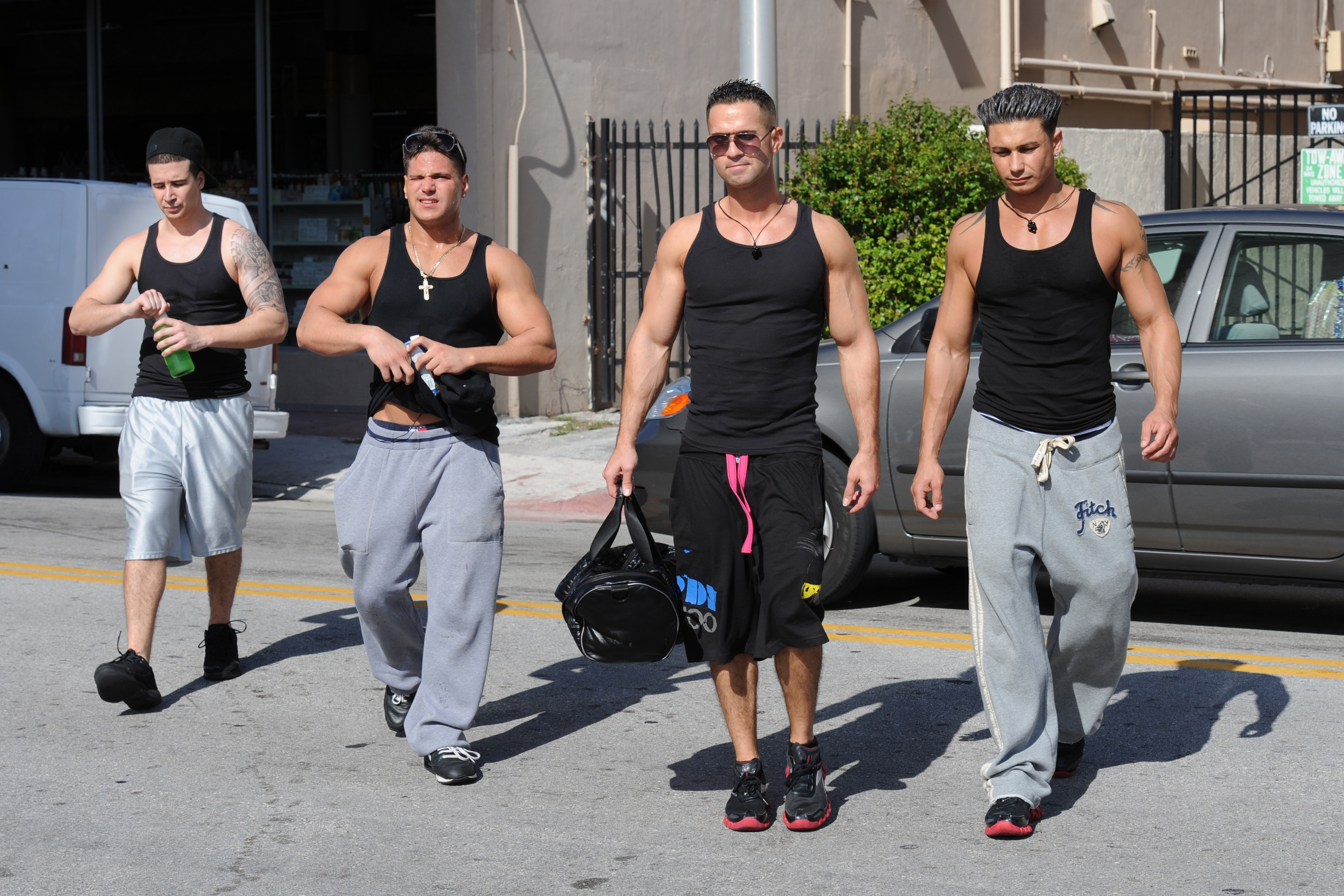 Jersey Shore' Guys' Plan For The Future – In Movies & The Club ...