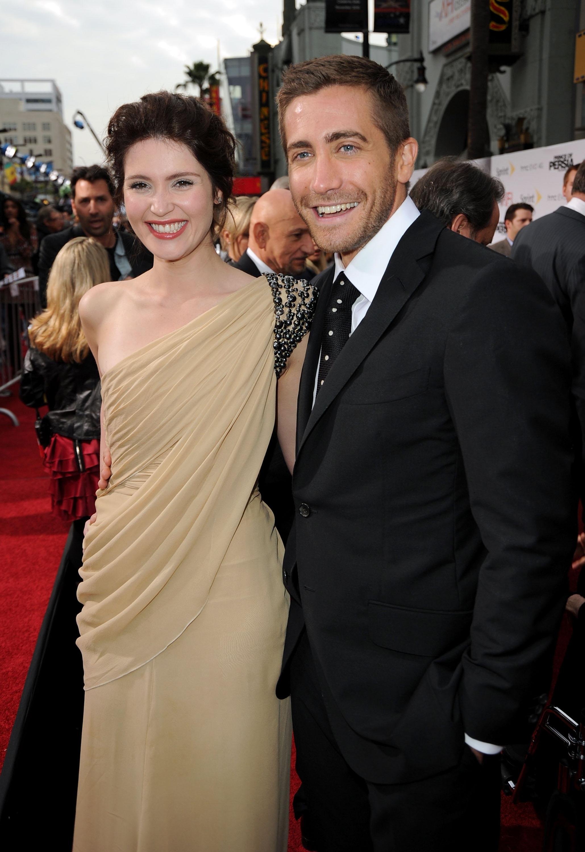 Jake Gyllenhaal Prince Of Persia Co Star Gemma Arterton Is Gorgeous Access Online