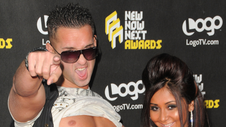 'Jersey Shore' Stars: Then & Now