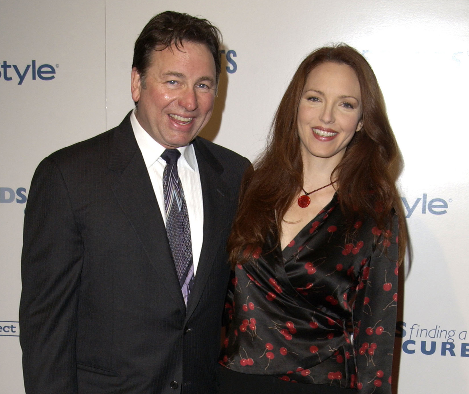 Amy Yasbeck amy yasbeck shares the 'love & laughter' of john ritter's