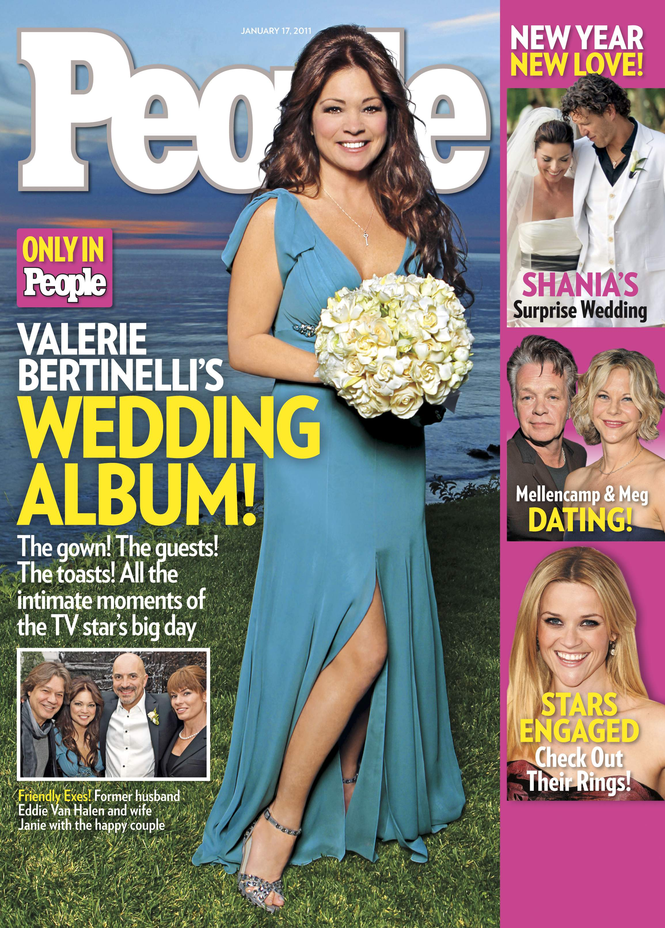 Valerie Bertinelli Dishes Details From Her Surprise Wedding Access Online