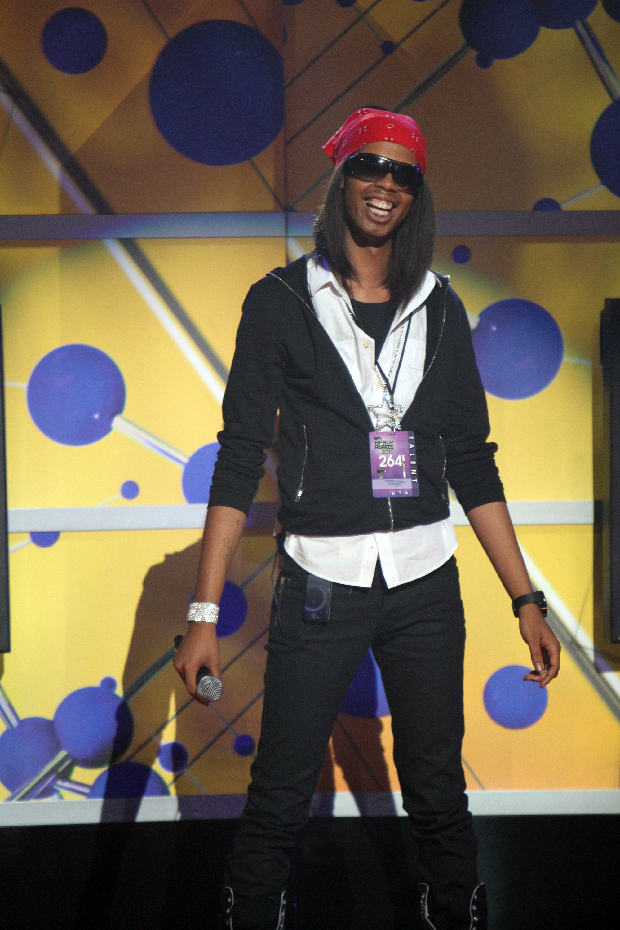 Antoine dodson on bet hip hop awards call of duty esports betting