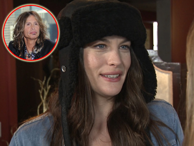 Liv Tyler Weighs In On Dad Steven's 'Idol' Performance: 'I