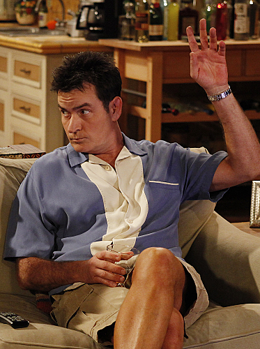 CBS Cancels Production On 'Two And A Half Men' For Remainder