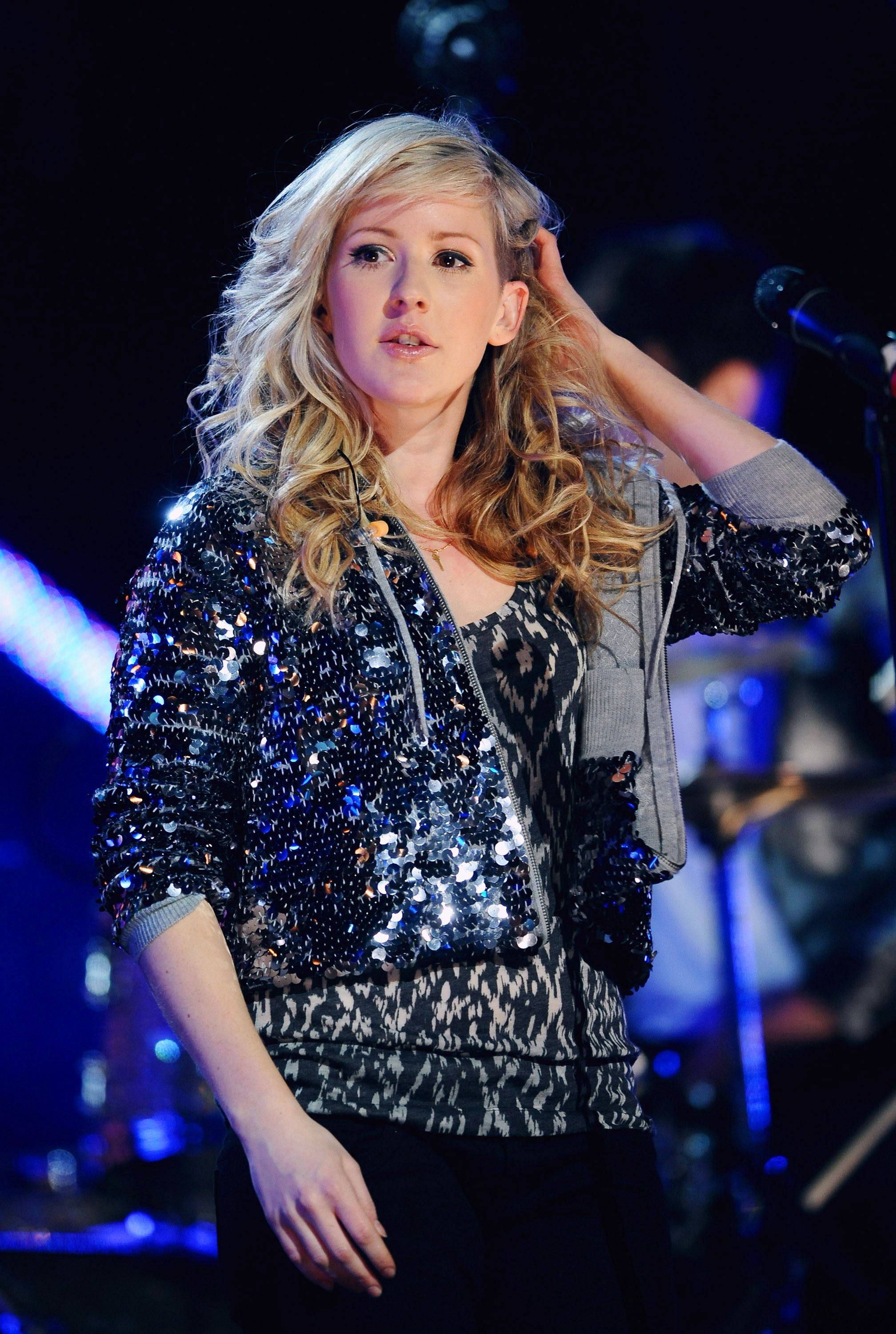 On The Download Ellie Goulding Live In New York City