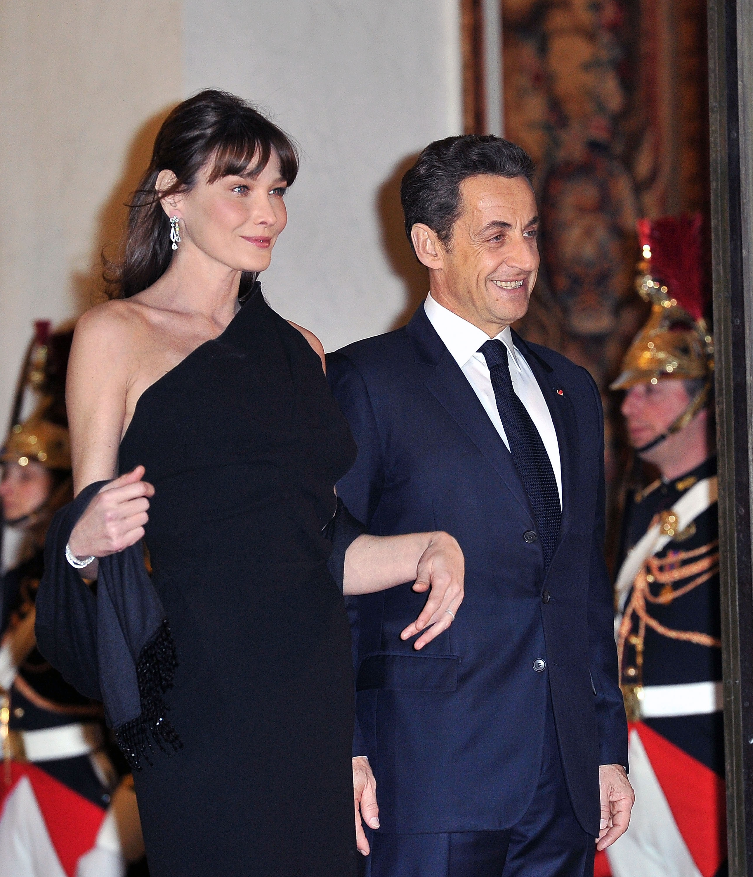 Report Granddad Says Carla Bruni And French President Nicolas Sarkozy Expecting Baby Access Online