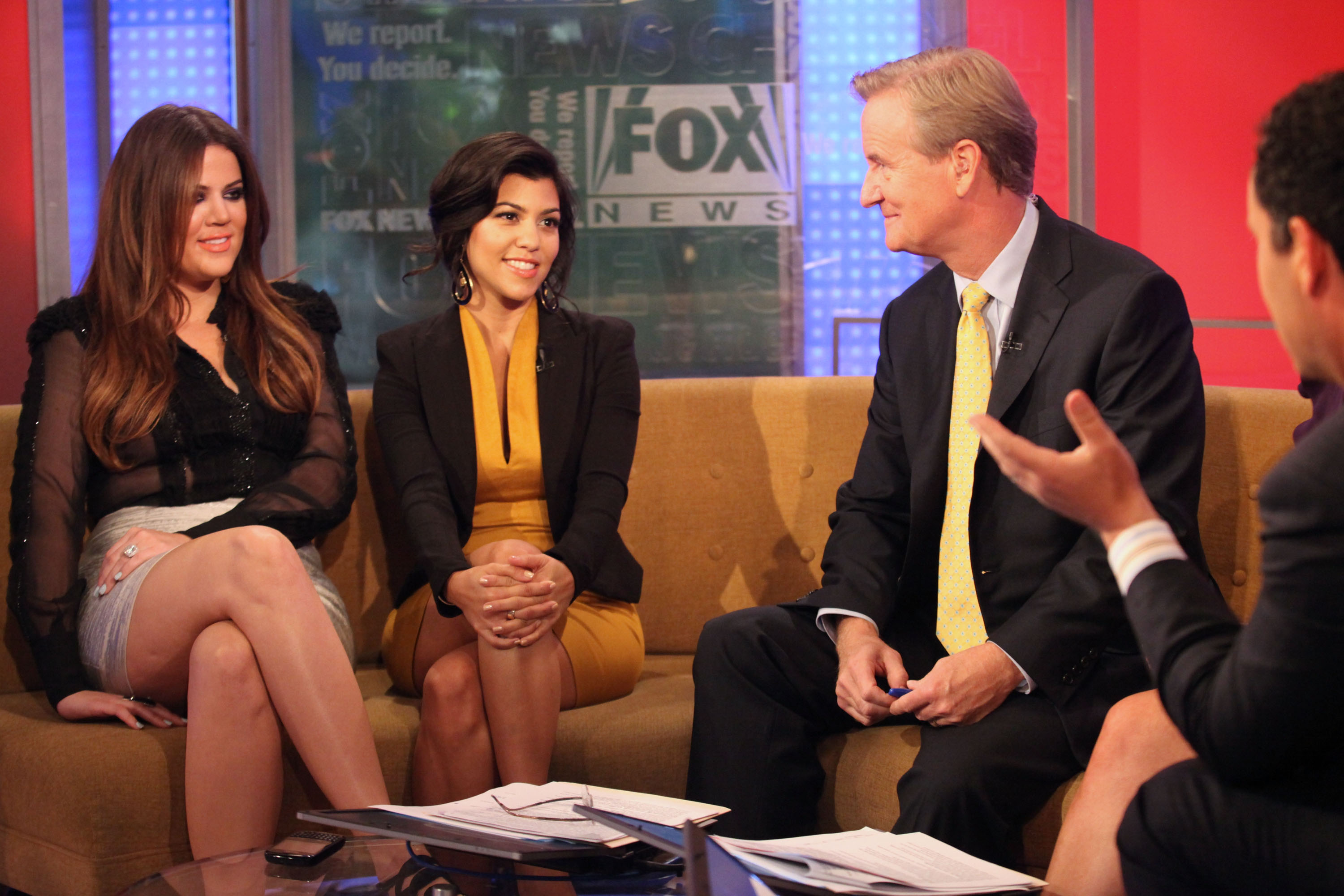 Fox news women wardrobe oops about still
