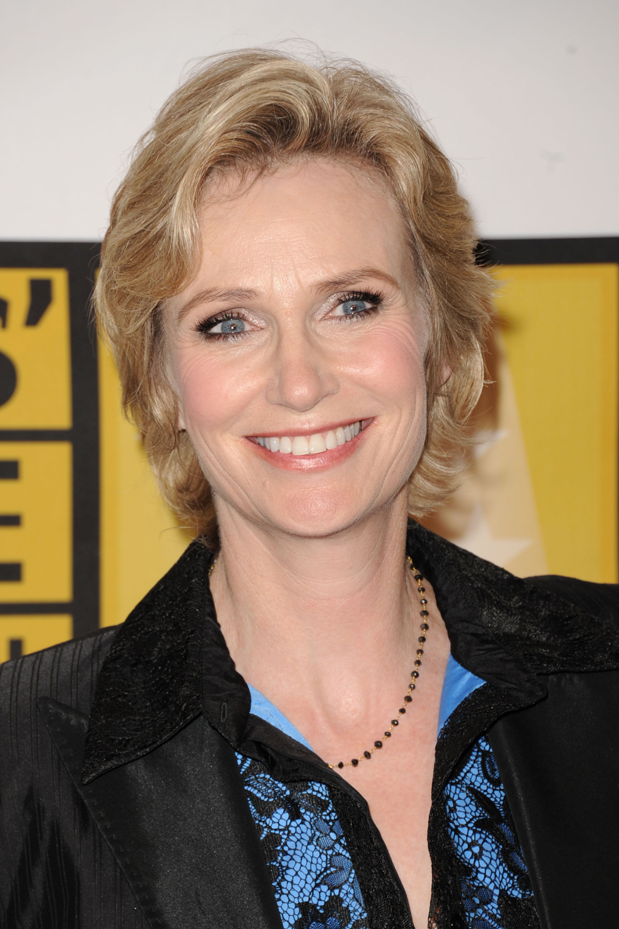 Jane Lynch Talks Glee Pregnancy: 'I Would Rather Not Give
