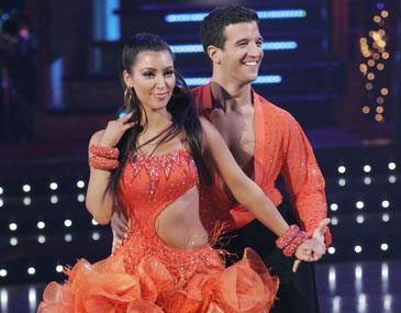 Dancing With The Stars Pro Mark Ballas Choreographing Kim