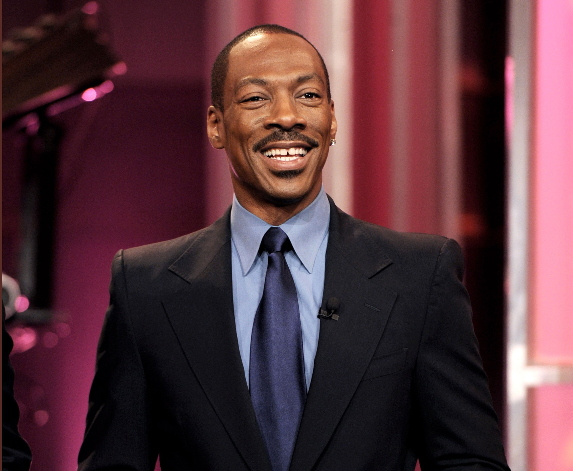 Eddie Murphy makes his return to 'Saturday Night Live'