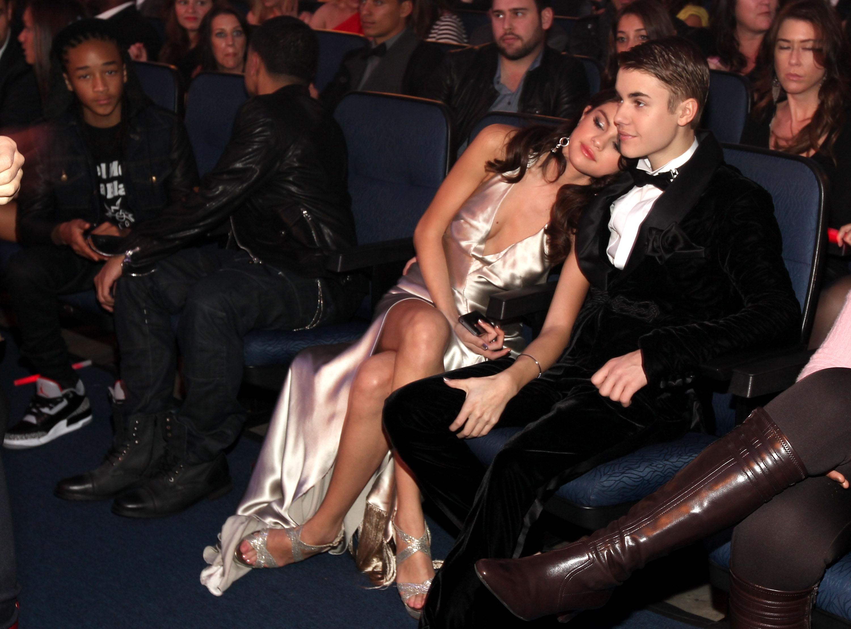 Su Justin i Selena iz 2011. godine