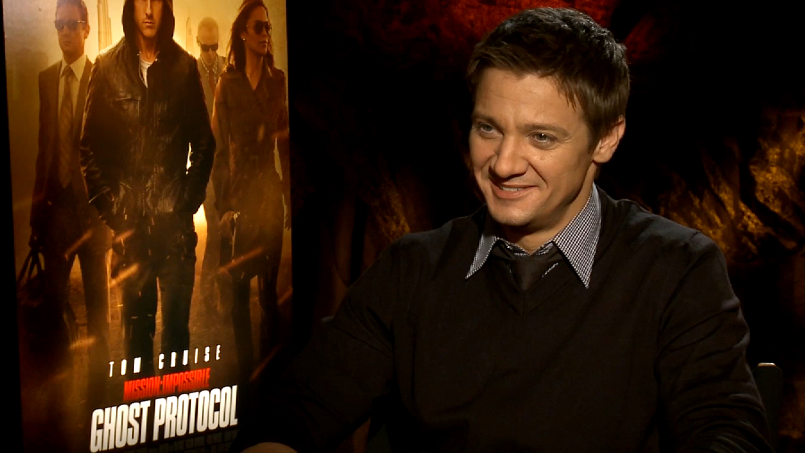 Jeremy Renner Tom Cruise Was A Great Mentor Champion Access