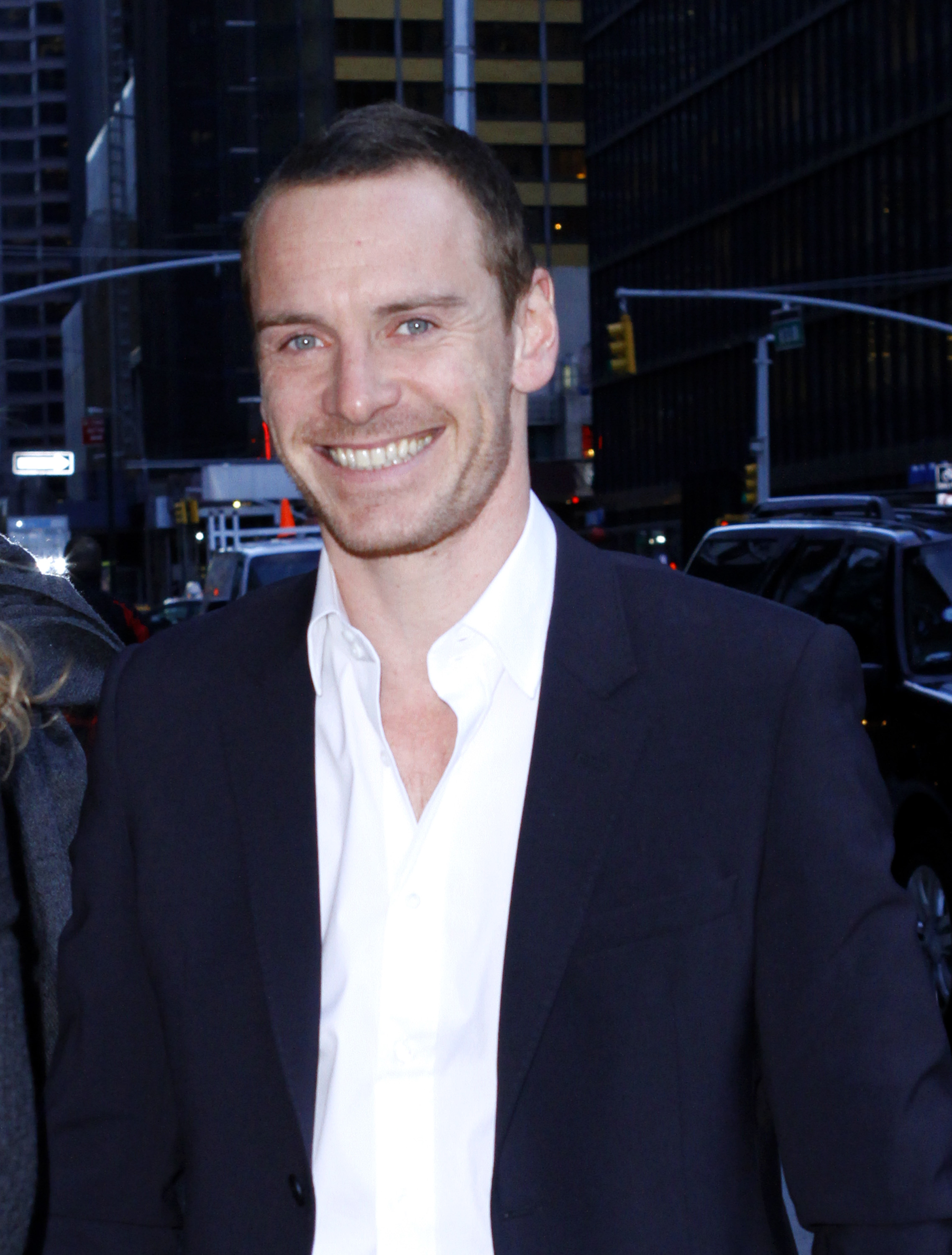Hot Shots Of Michael Fassbender | Access Online