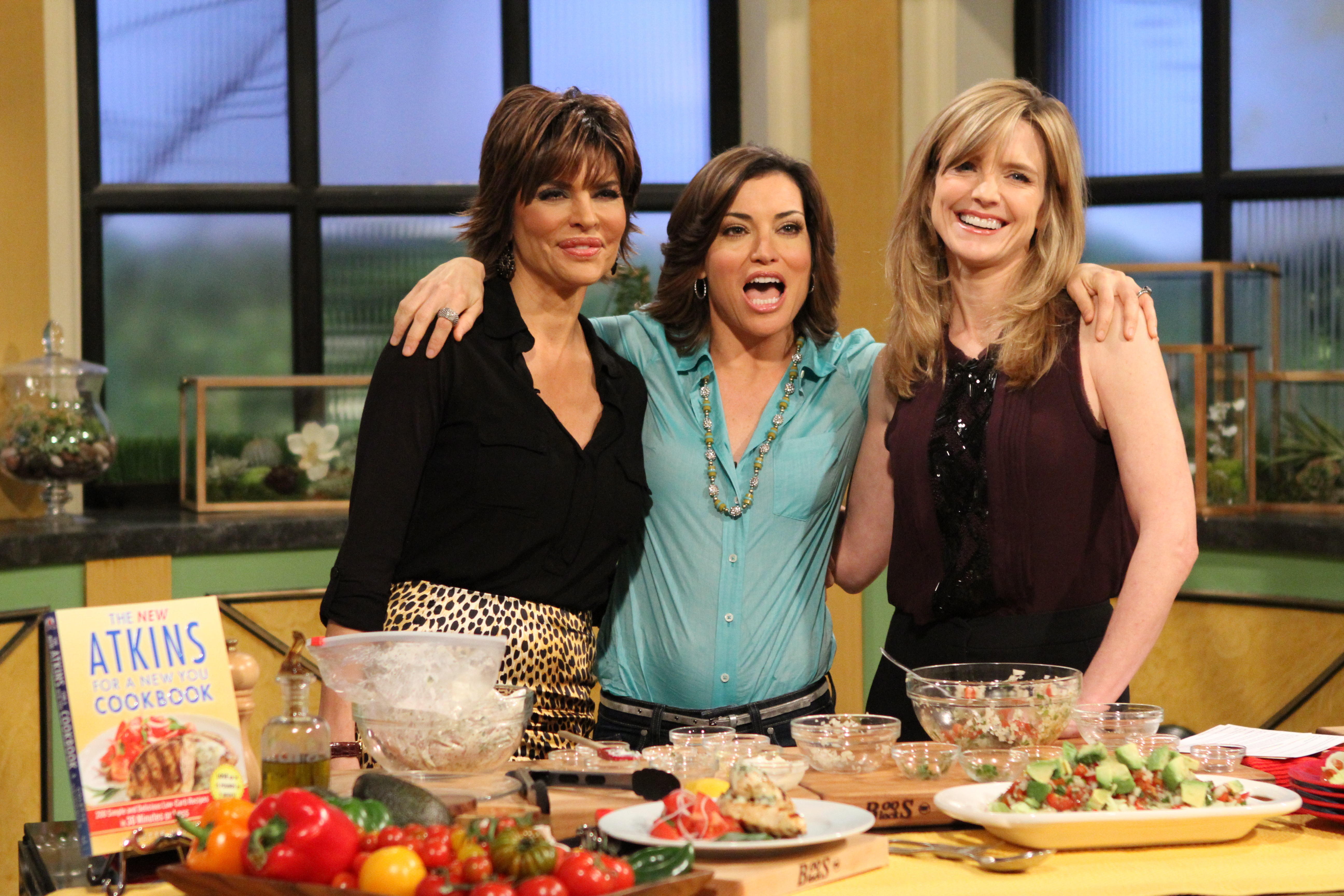 Access Hollywood Live Courtney Thorne Smith S Tasty Atkins Friendly Recipes Access Online
