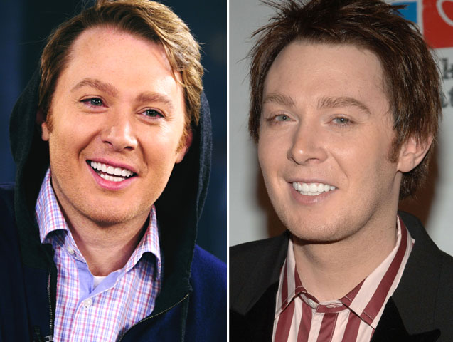 Clay Aiken Admits To Having Pl...