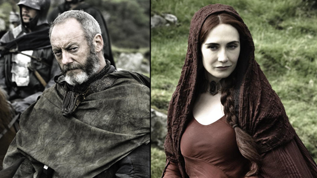 Game Of Thrones': Liam Cunningham Explains How They Filmed