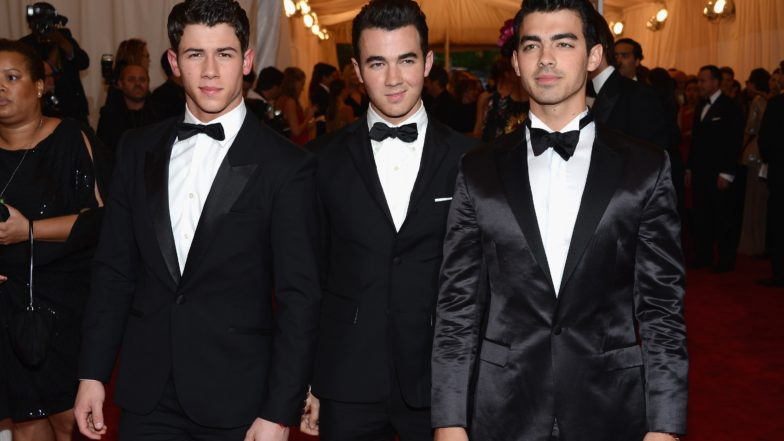 Hot Shots Of The Jonas Brothers