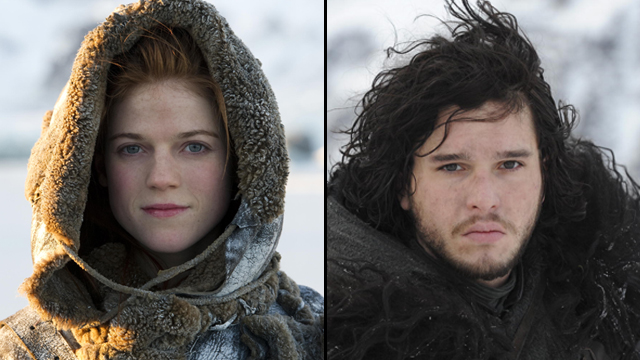 Game Of Thrones Rose Leslie Ygritte Is Bewildered By Jon Snow