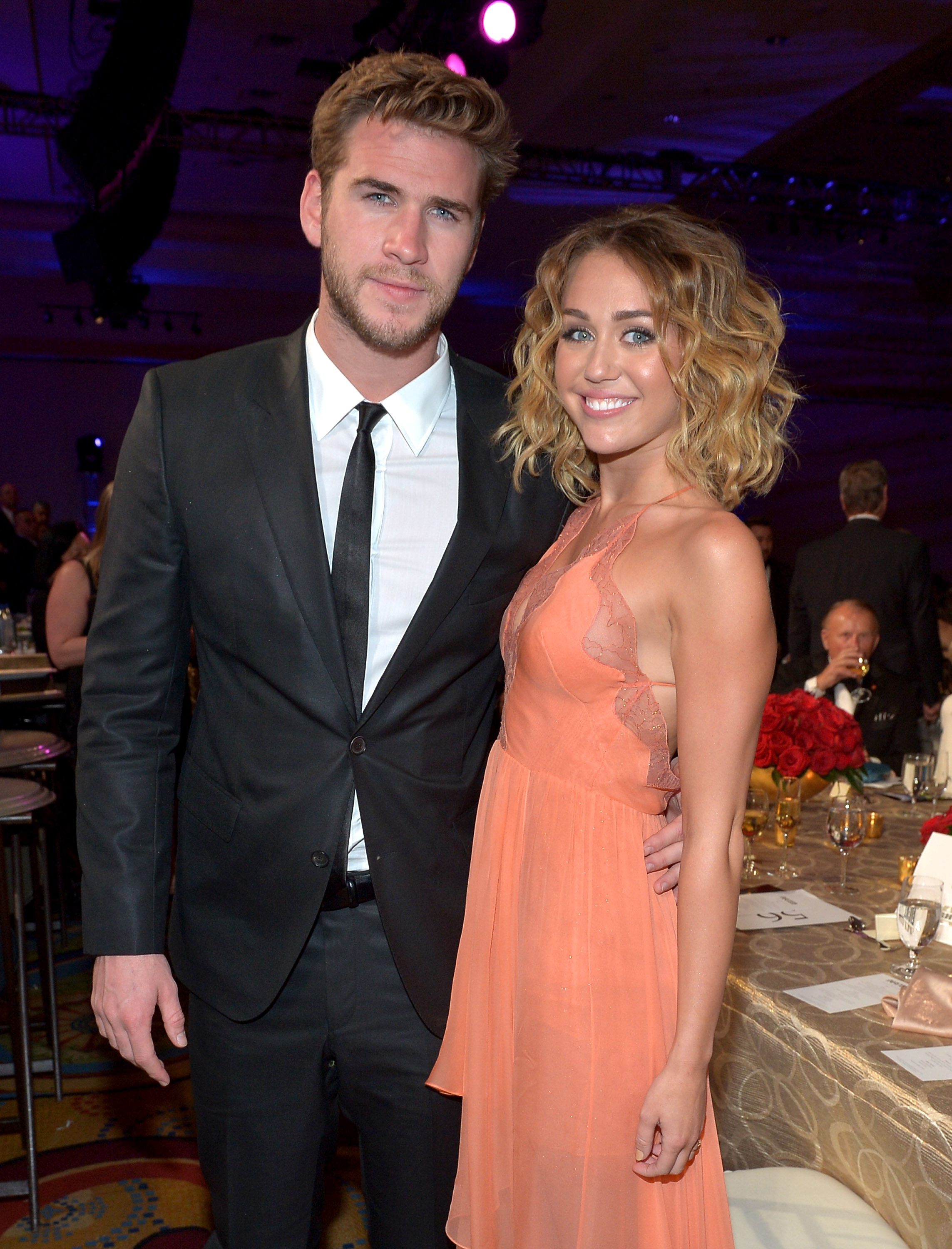 Miley dating an older