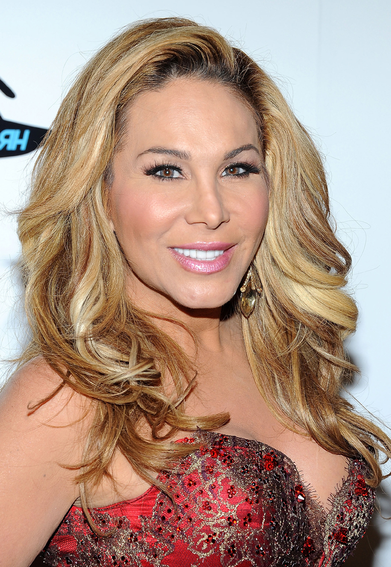 Real Housewives Of Beverly Hills Adrienne Maloof: Im