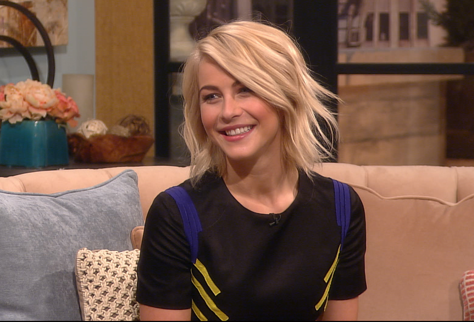 Julianne Hough On Shaving Her Head Disastrous First Date