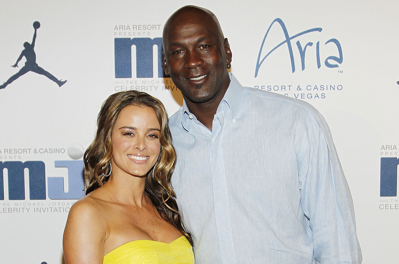 Yvette Prieto: Married Life Of Michael Jordan's Current ... |Michael Jordan Girlfriend 2012