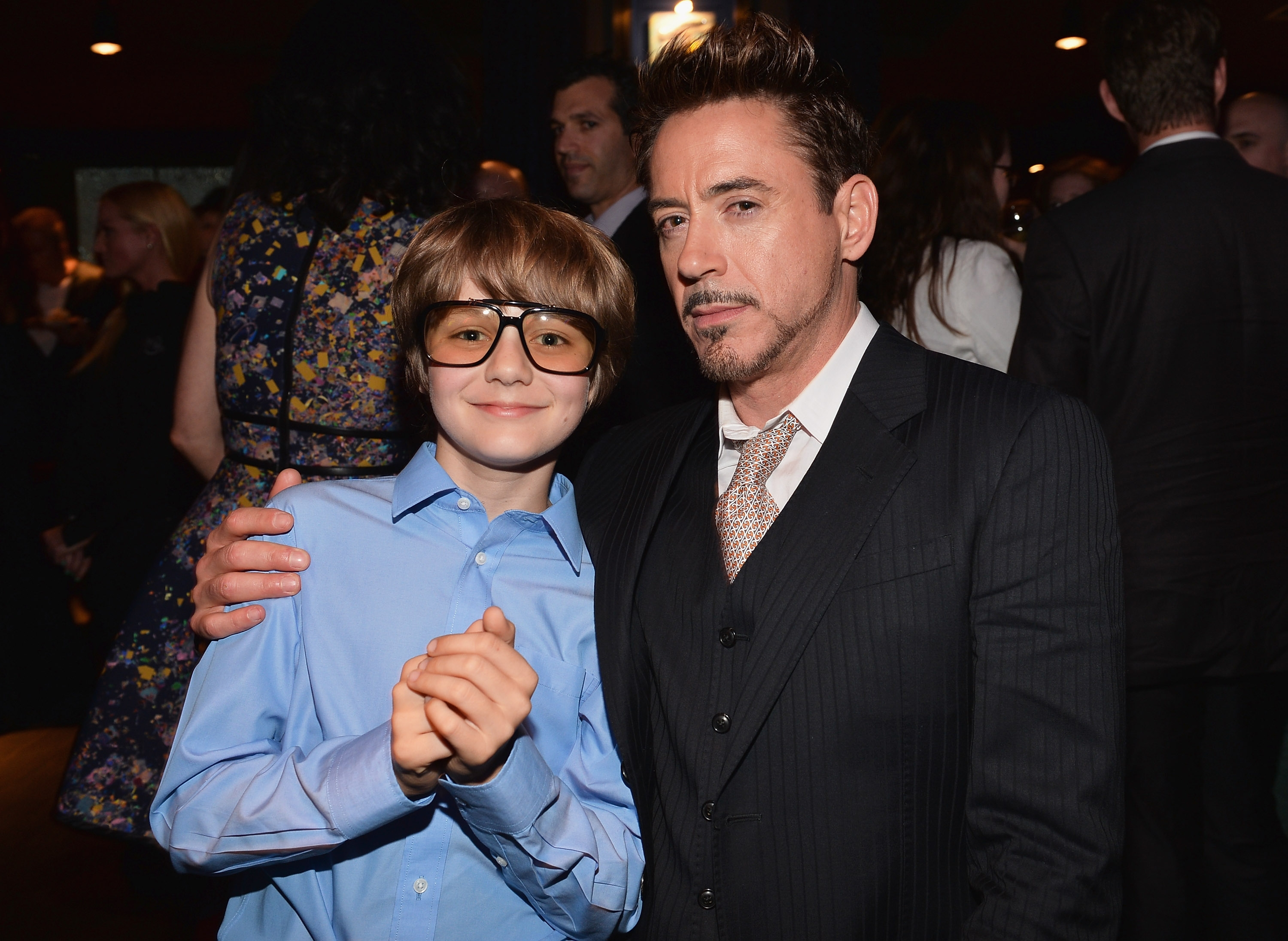 Iron Man 3: Robert Downey Jr 's 11-Year-Old Co-Star Calls