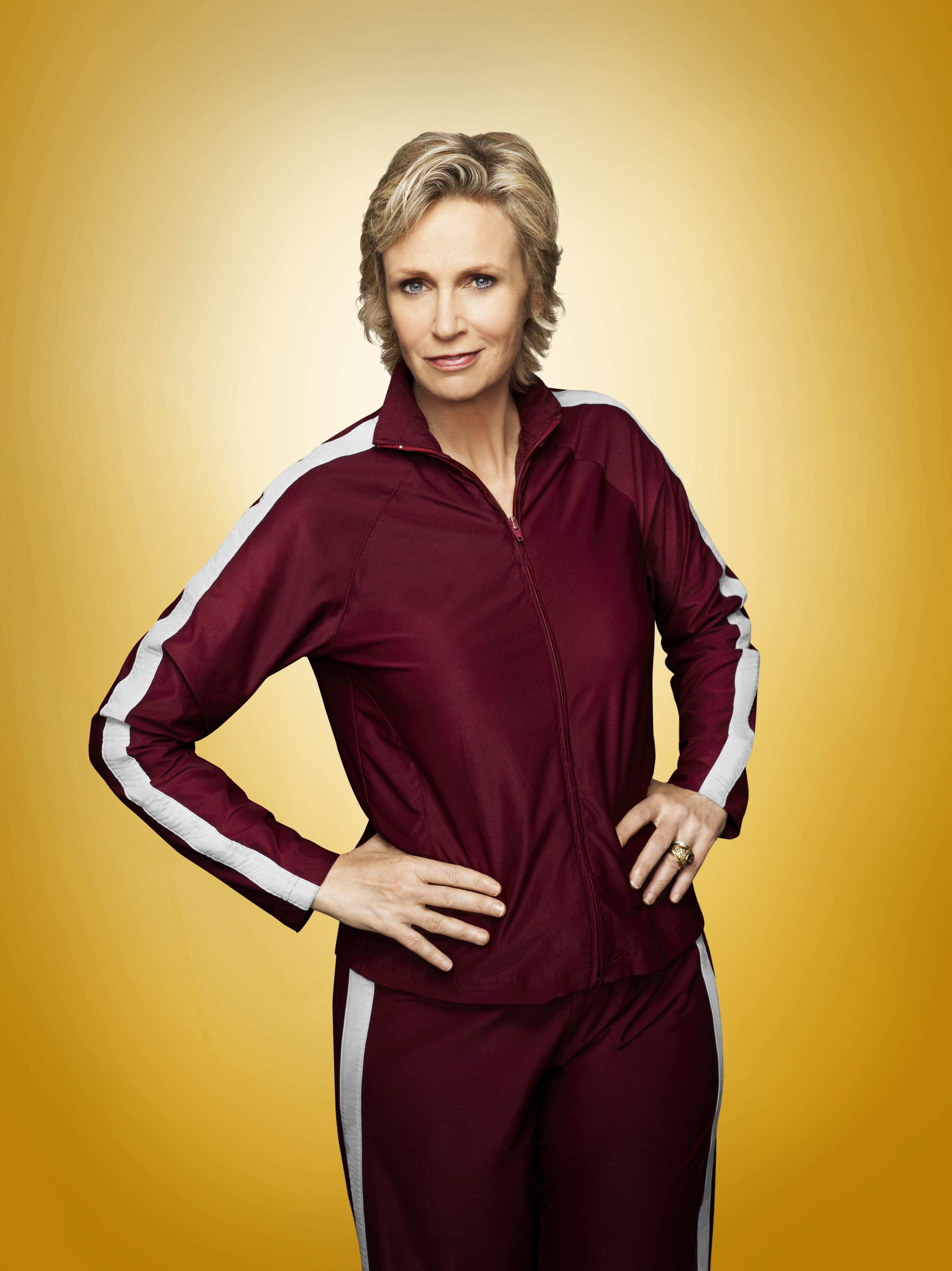 Glee Reveals Sue Sylvester's Baby Daddy (And He's A