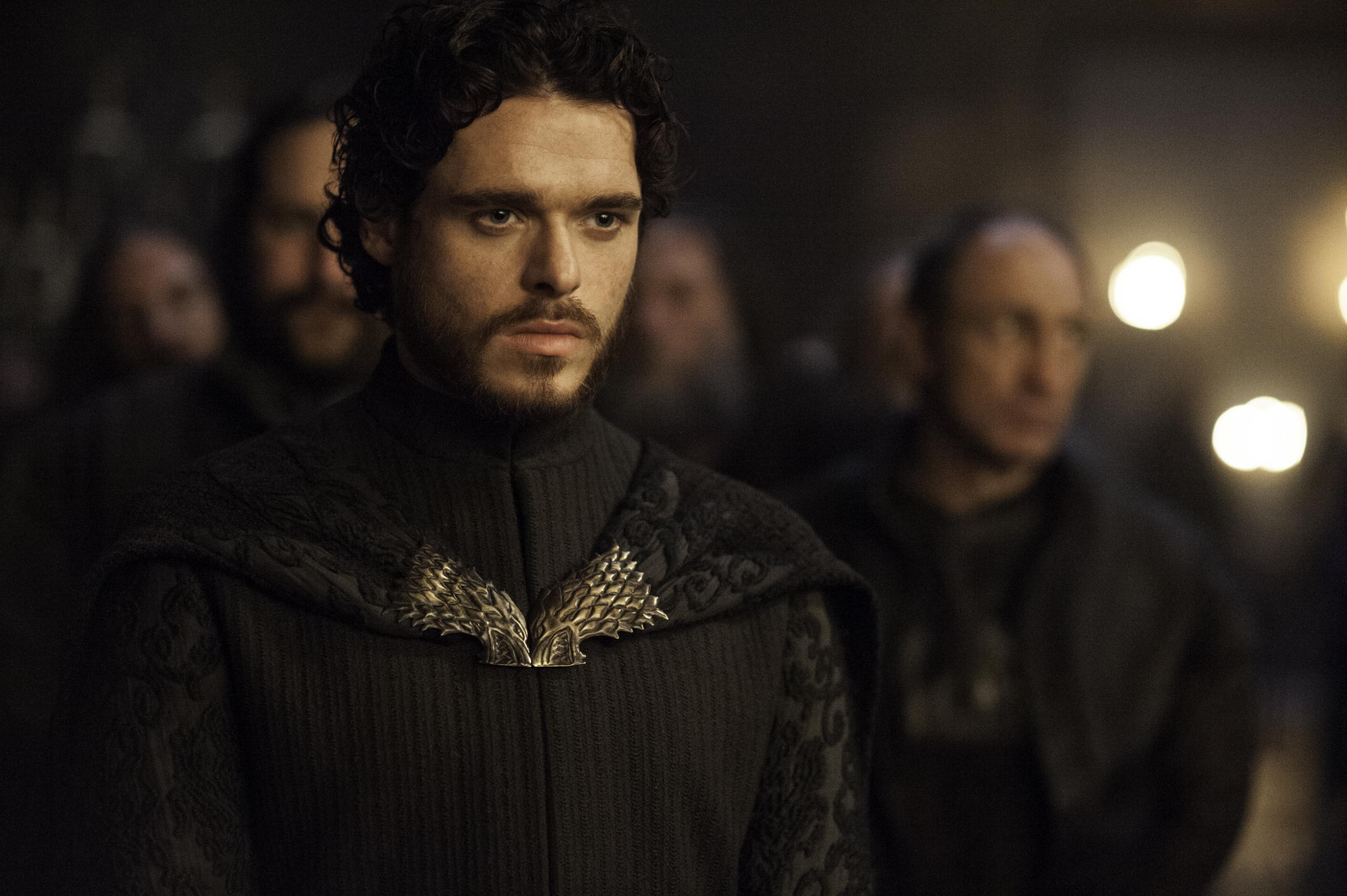 Red Wedding Reaction.Richard Madden Reveals Reaction On Klondike Set When Game Of Thrones