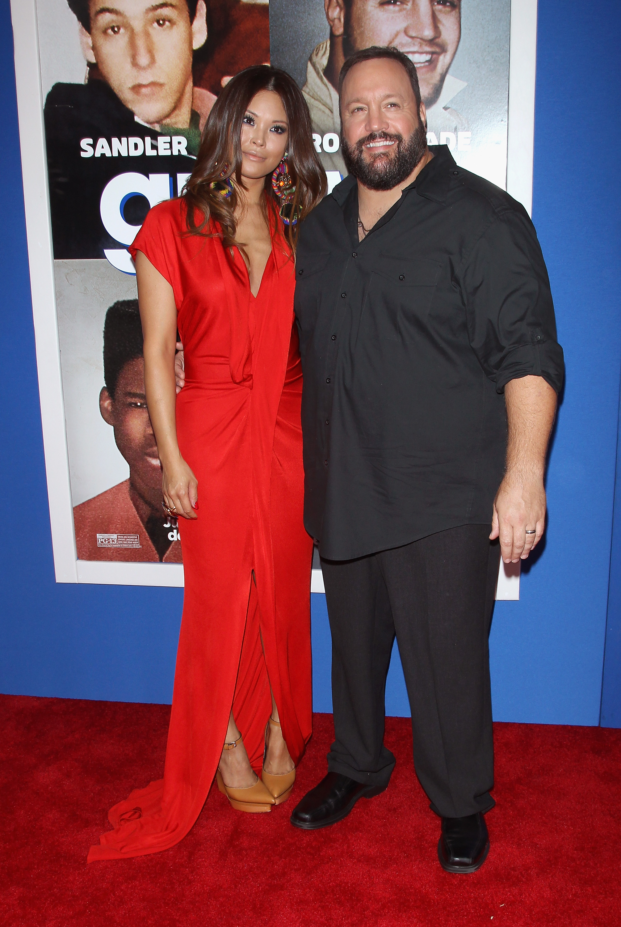 9bdd8e003 Kevin James Reveals His Wife's Reaction To His Grown Ups 2 Butt Double:  'You Don't Jiggle Like That!'
