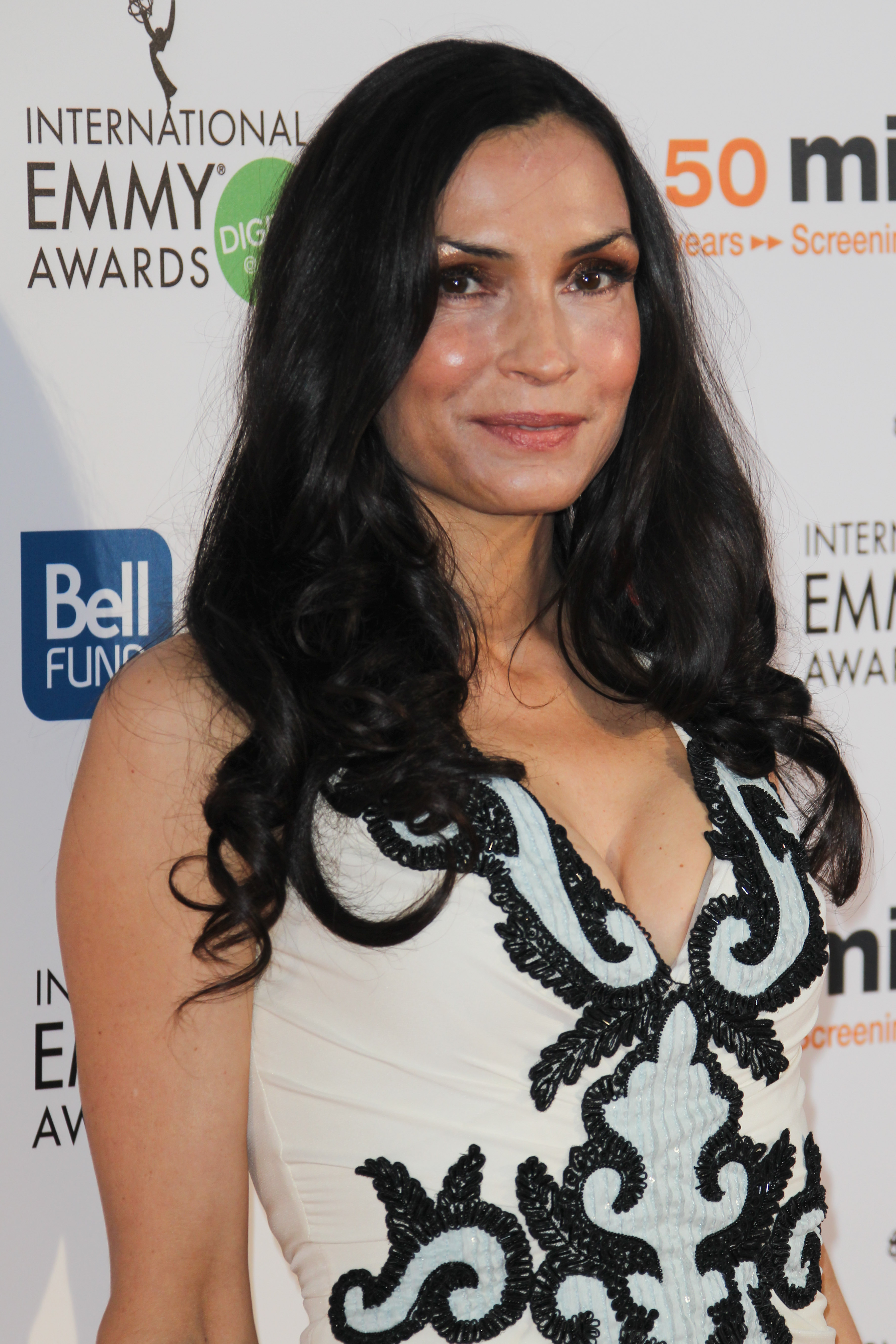 Famke Janssen his measurements his height his weight his age