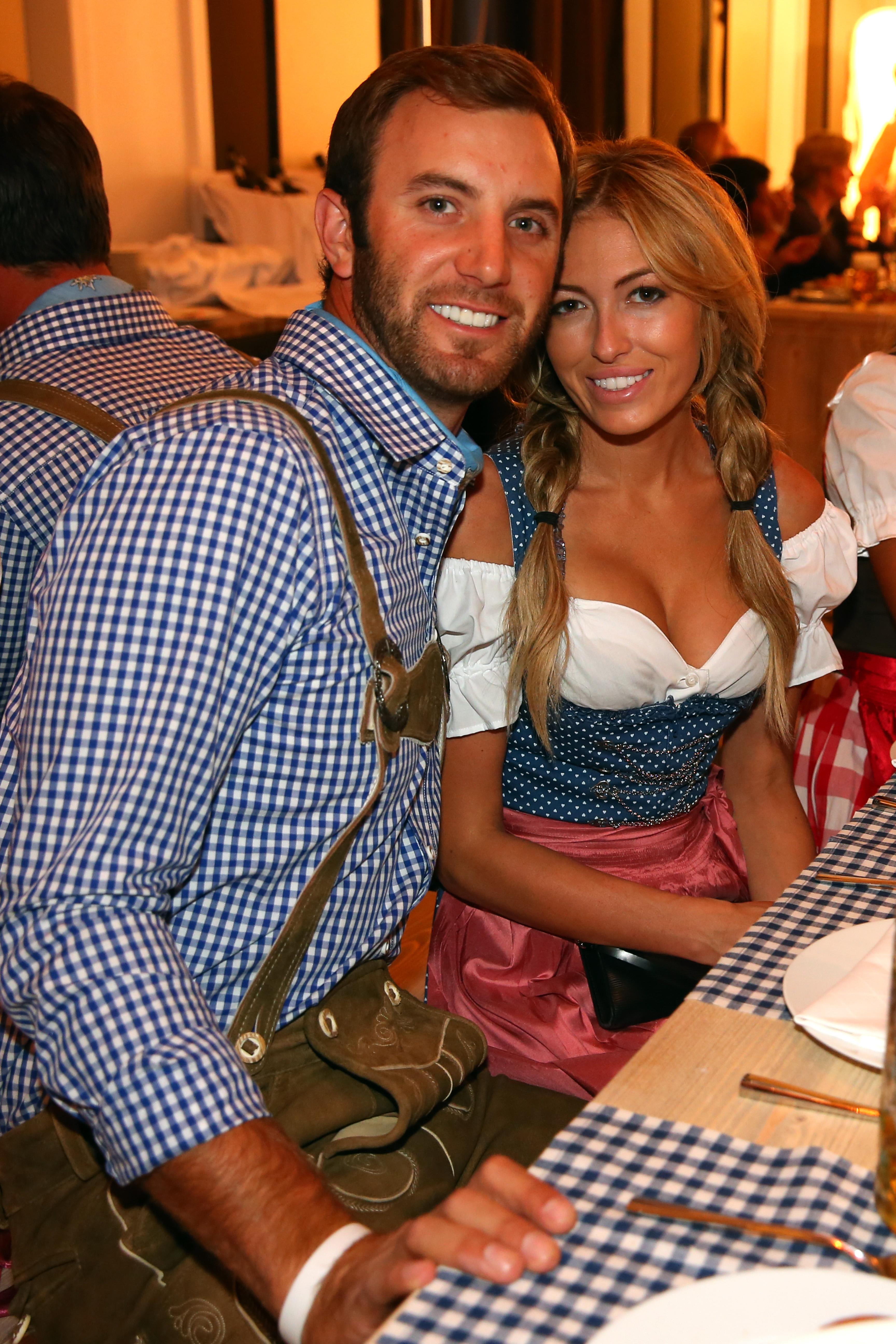 Paulina Gretzky Engaged To Golfer Dustin Johnson Access Online
