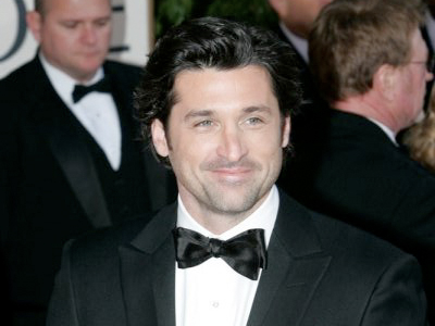 Patrick Dempsey Donatella Versace To Step Out In Rome Access Online