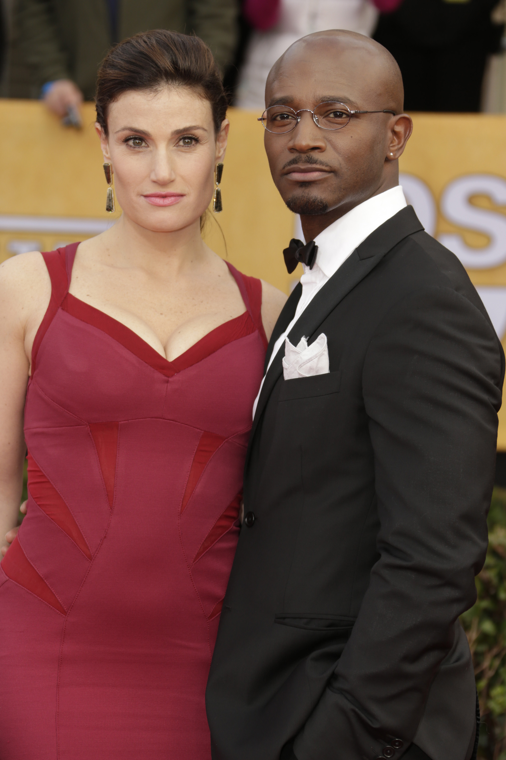 Idina Menzel, Taye Diggs Officially Divorce One Year After ...  Idina Menzel And Taye Diggs Rent