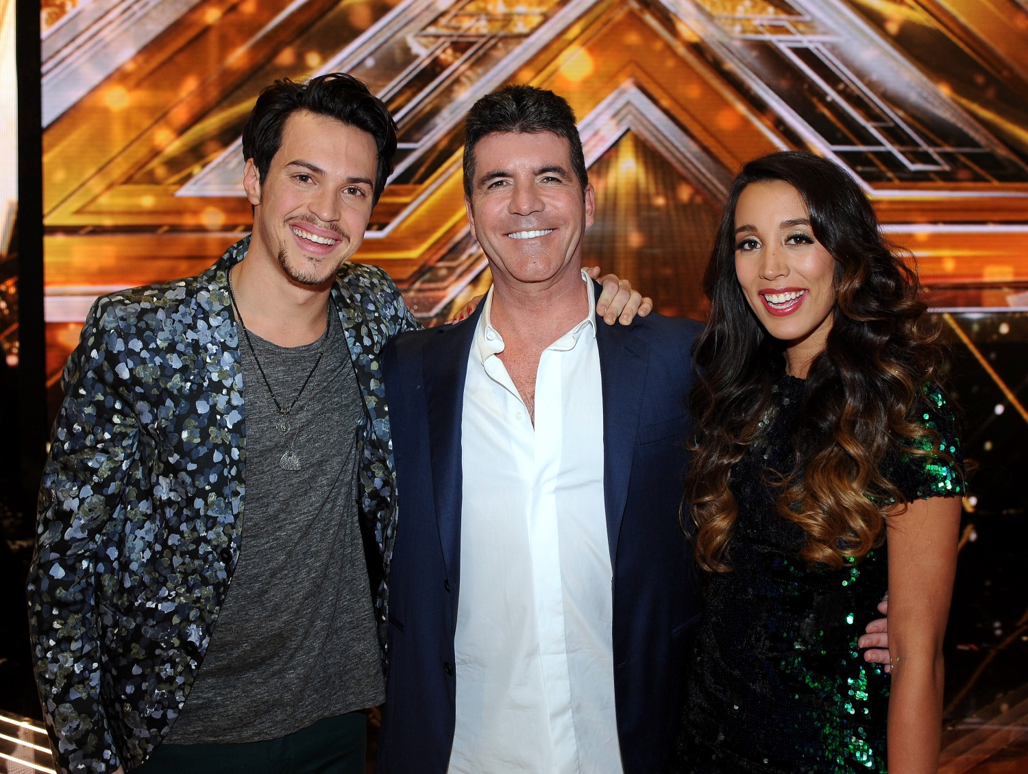 Alex & Sierra: The X Factor Winners Hoping To Babysit For