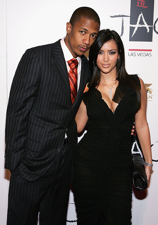 Kim Kardashian dating p Diddy