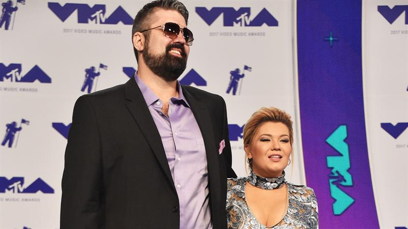 'Teen Mom's' Amber Portwood Welcomes Her Second Child