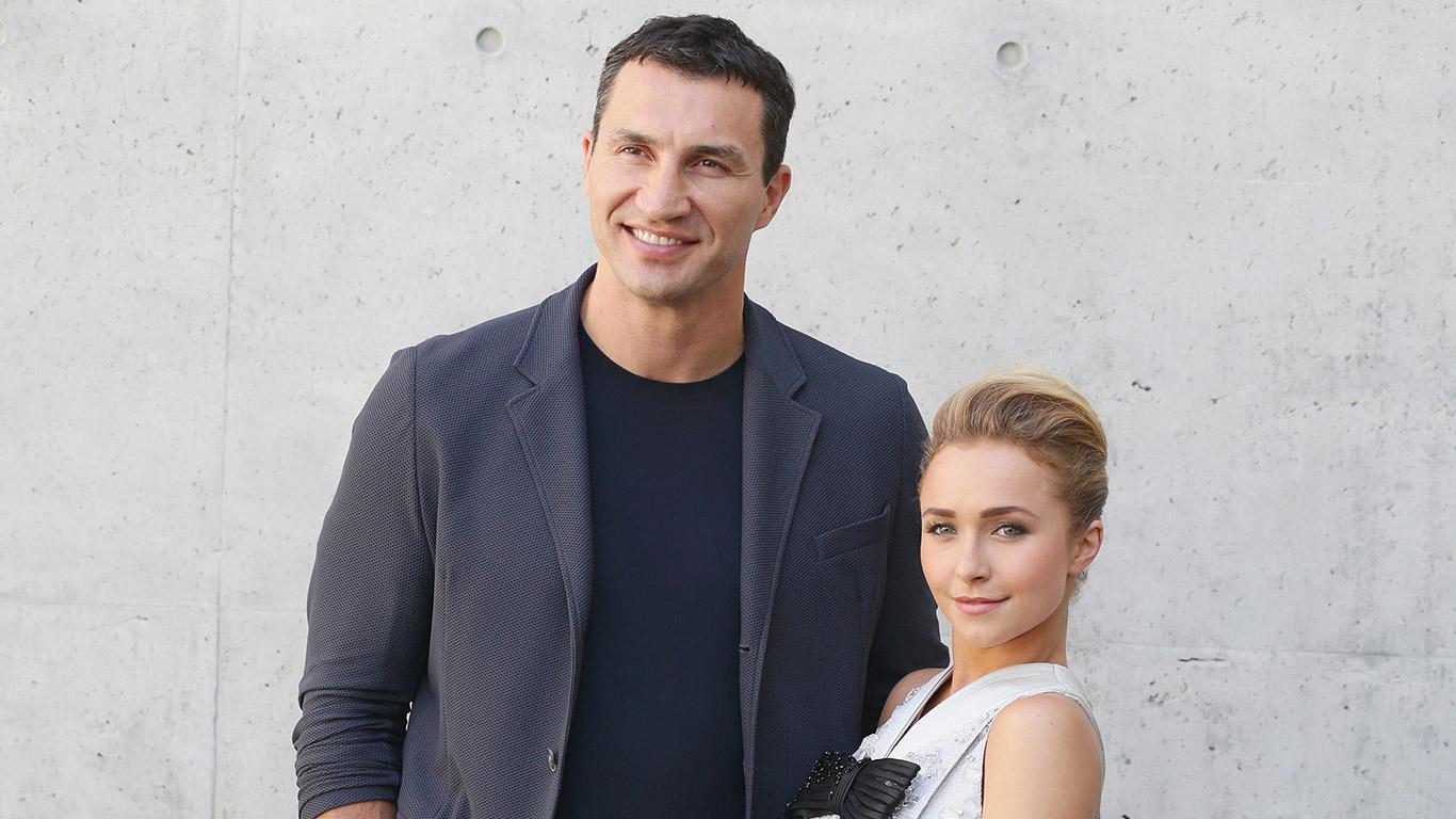 Have Hayden Panettiere Fiancé Wladimir Klitschko Broken Up Access