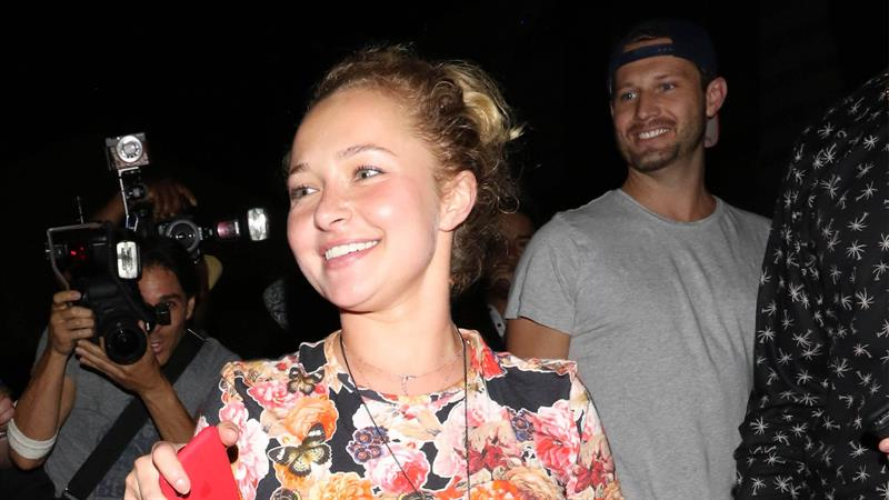 Hayden Panettiere's Mystery Man Revealed! Who Is Brian Hickerson?