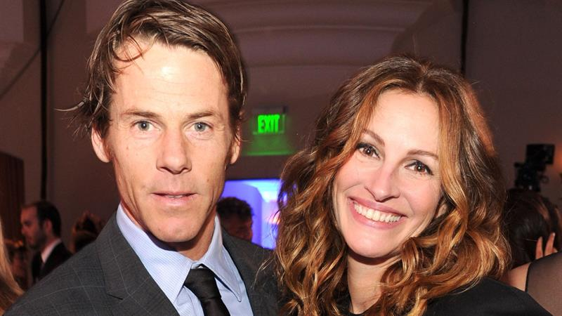 Julia Roberts Hubby Shares Rare Snap Of Their Kiddos See
