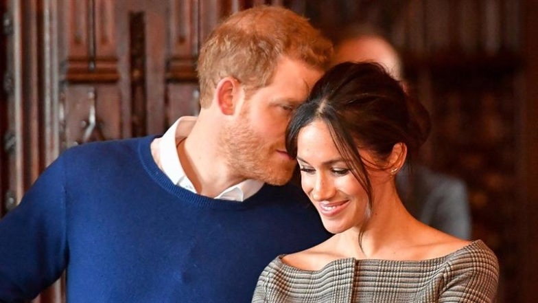 Prince Harry & Meghan Markle's Sweetest PDA Moments