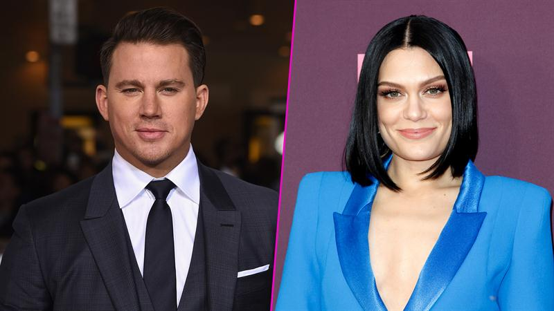 Was This Moment One Of The First Times Channing Tatum & Jessie J. Came Together?