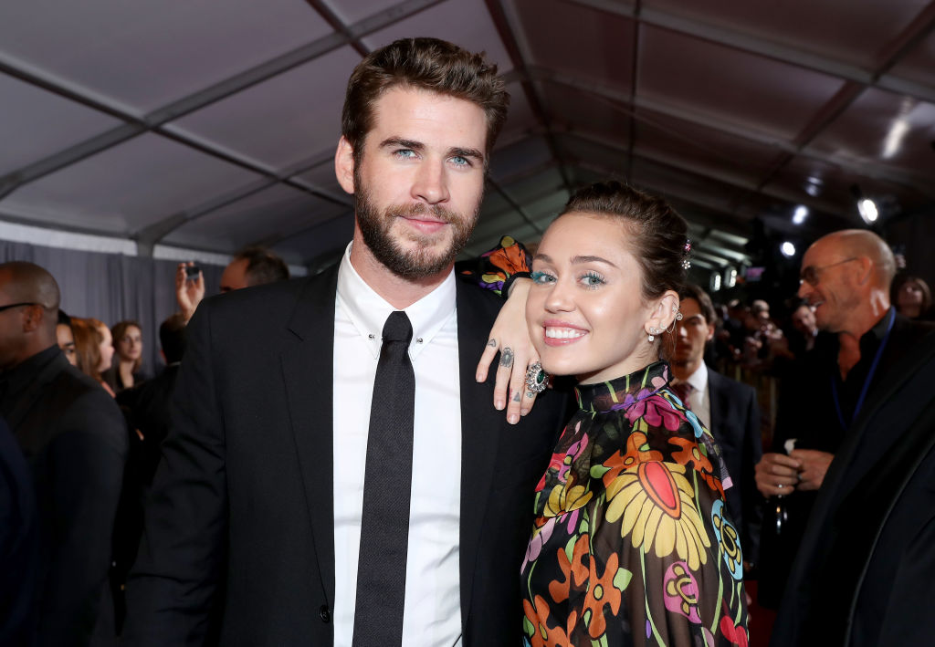 Miley Cyrus And Liam Hemsworth Got Married For Christmas