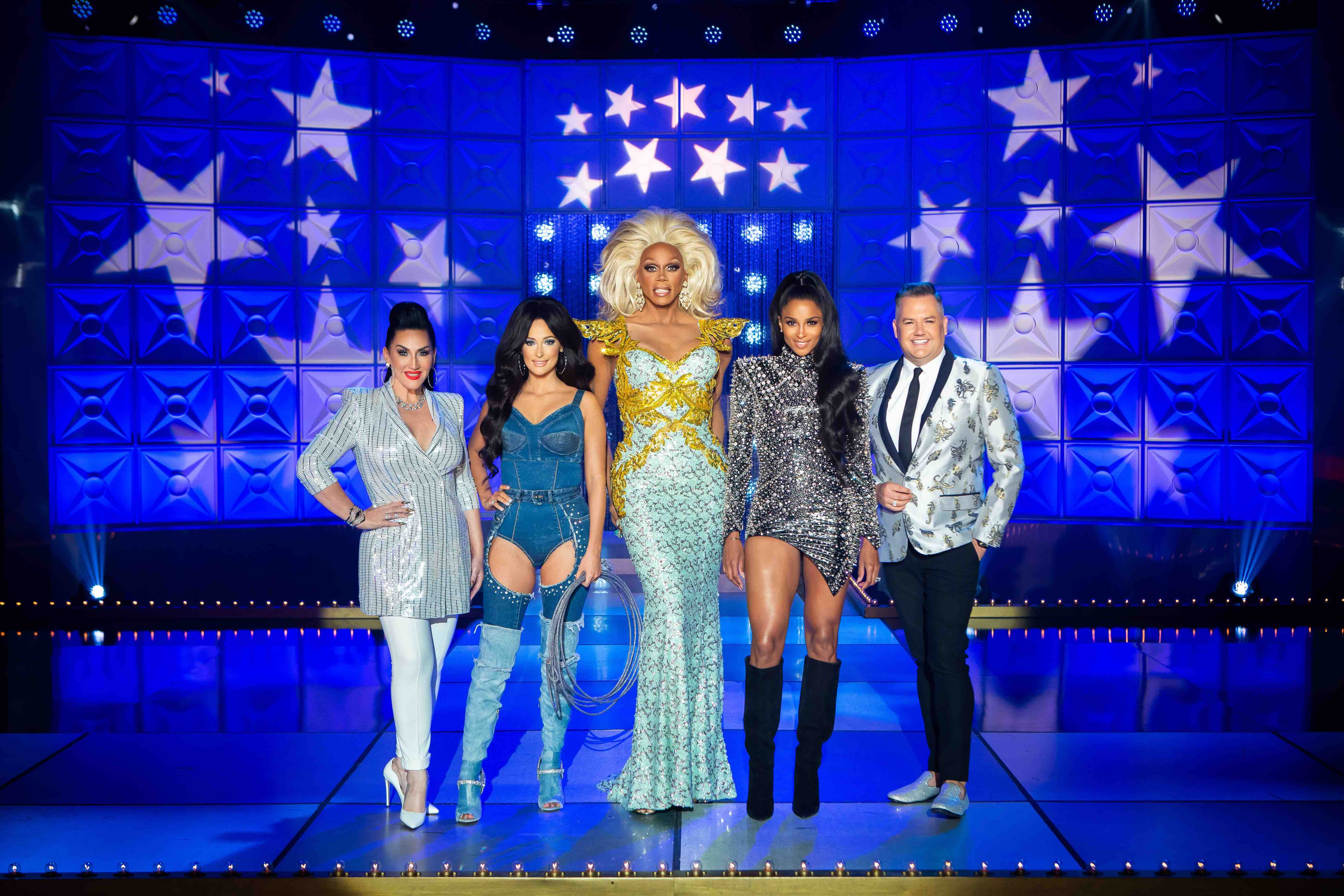 c09b6176355 RuPaul's Drag Race: All Stars': Get An Exclusive Sneak Peek At Guest ...