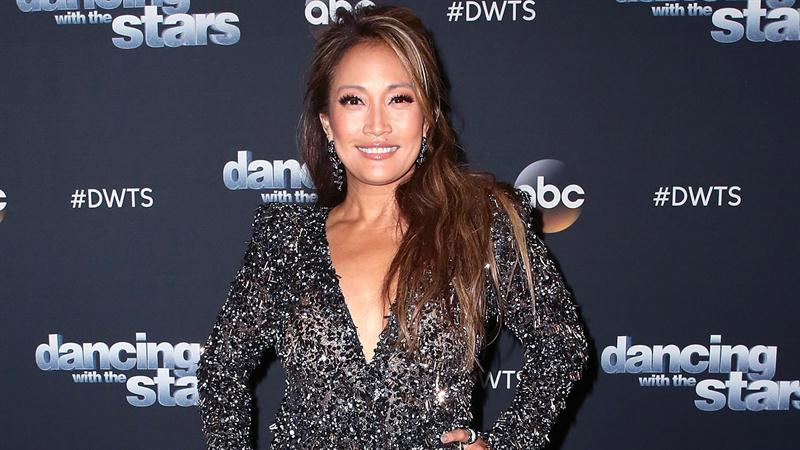Carrie Ann Inaba Wedding.Carrie Ann Inaba Named Official Host Of The Talk After Julie Chen S Exit Access