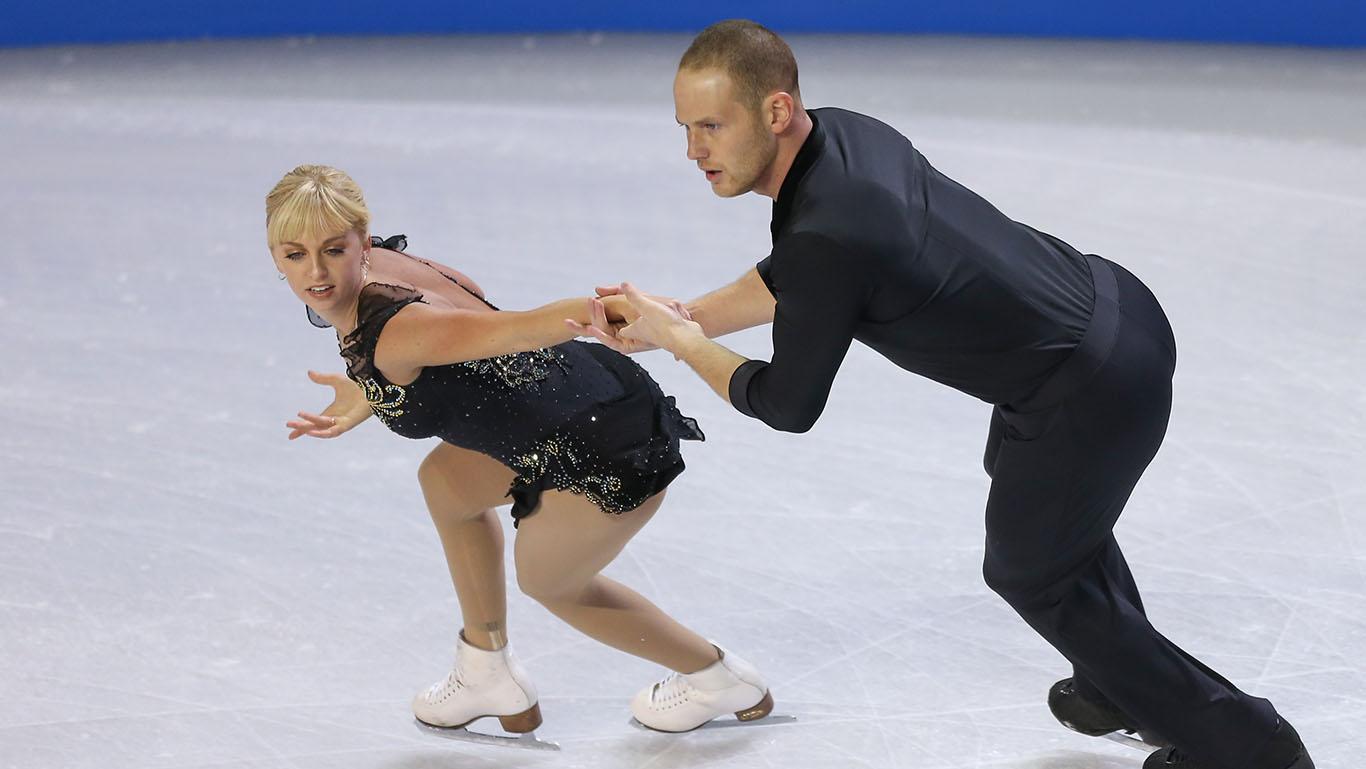 Former US Figure Skater John Coughlin Dead At 33