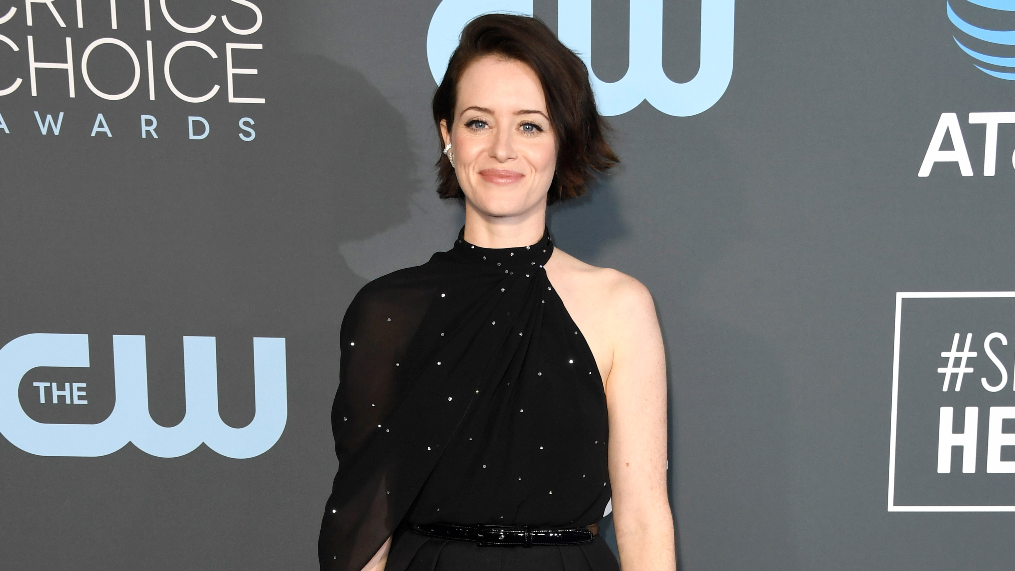 Claire Foy attends the 24th annual Critics' Choice Awards