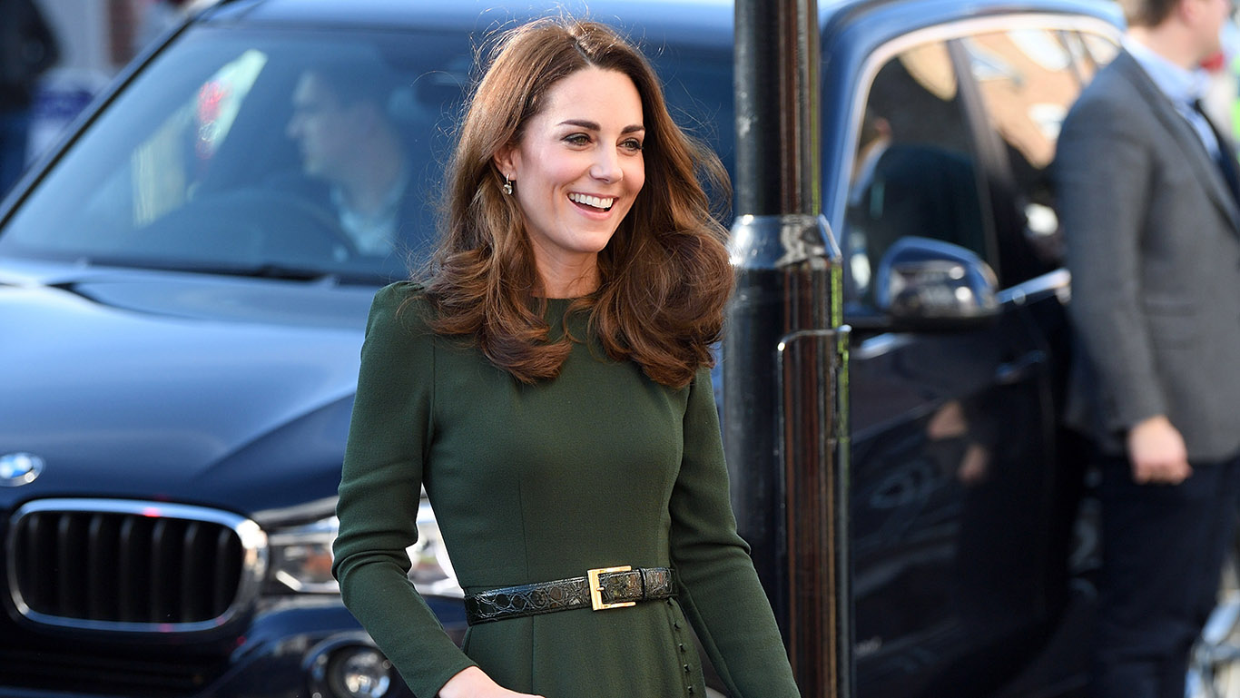 Duchess Catherine admits parenting can be 'so hard'
